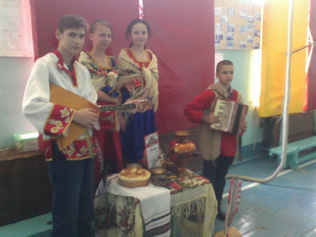 7-а фестиваль национальностей
