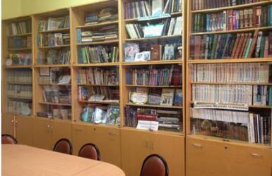 Основные сведения о школьной библиотеке
